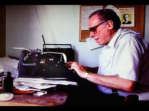 Chanson de ma machine à écrire, Charles Bukowski
