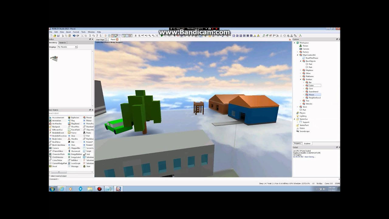 how to add your models to my models in roblox