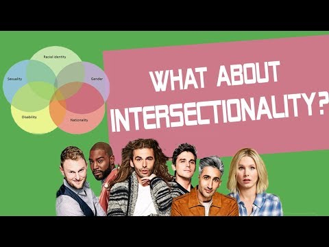 Intersectionality, Queer Eye and the Good Place