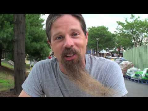Lamb of God's Drummer Chris Adler at Mayhem 2010: ...