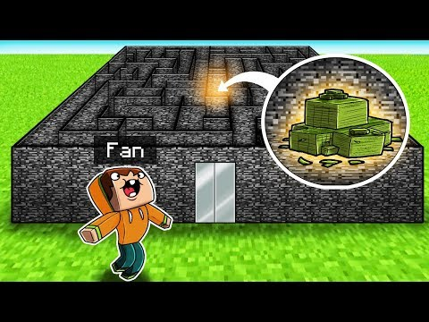 I Trapped 200 Minecraft Players inside a Maze! (FIRST OUT WINS $$$)