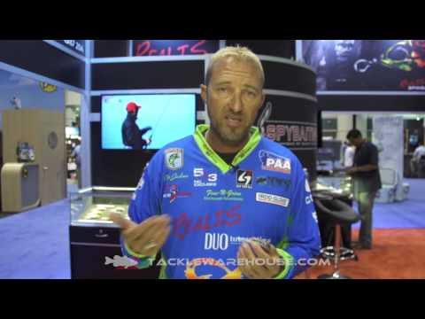 Duo Realis New Colors With Chris Jackson | ICAST 2014