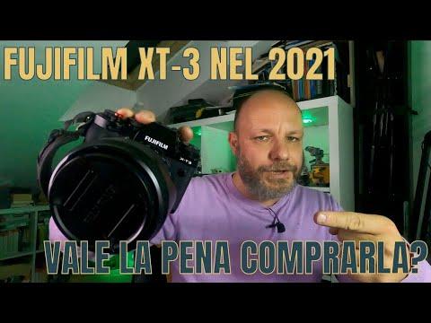 Fujifilm XT3, vale