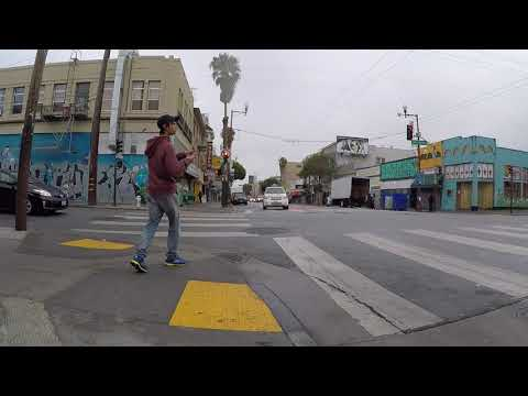 A walk through San Francisco Mission District (part 1)