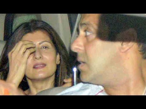 Sangeeta Bijlani & Salman Khan Watches BAAHUBALI Together