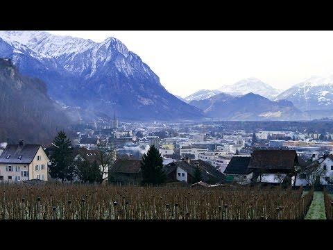 Vaduz. Liechtenstein