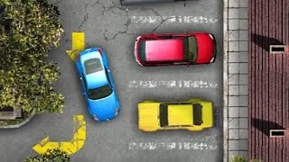 PARKING FURY 2 CAR PARKING GAME LEVEL 6 -10
