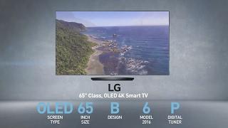 LG OLED65B6P OLED 4K HDR Smart TV // Full Specs Review  #LGTV
