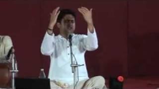 Hindola Alapana by Sampagodu S Vighnaraja