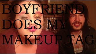 (Not My) Boyfriend Does My Makeup Tag Thumbnail