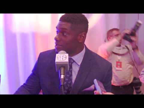 See what Auburn players said at 2016 SEC Media Days