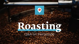 Coffee Roasting Q&A on Periscope with Tim Wendelboe