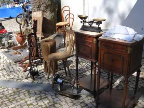 Feira Franca Mensal de Coleccionismo, Antiguidades e Velharias / Free Fair of Colecting & Antiques