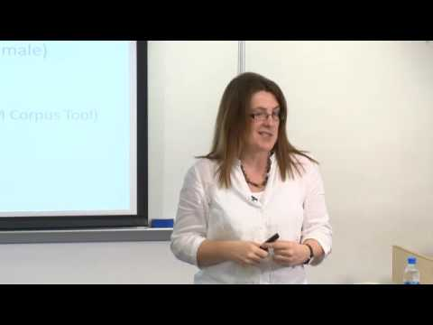 2017/01/21 Metaphor and Advertising by Prof Jeannette Littlemore