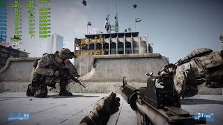Battlefield 3 PC Version RTX 2080 Ti i9-9900k 240Hz [Operation Swordbreaker]