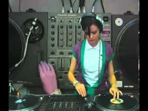 Olga Bohan @ RTS.FM Studio - 10.11.2008: DJ Set