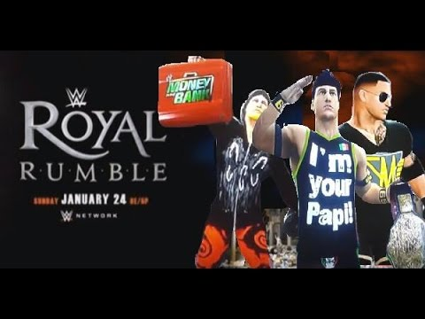 DWF l Royal Rumble S01 Highlights