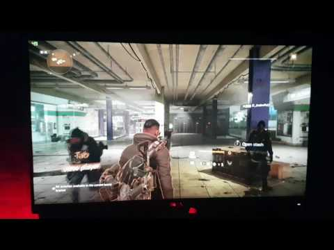 The Division 1.6 patch LAG