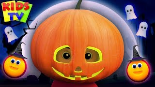 It's Halloween | Scary Pumpkin Song & Halloween Music For Kids | Nursery Rhymes & Kids Songs