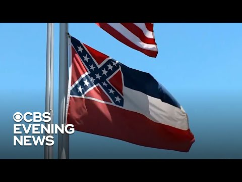 Mississippi Lawmakers Vote To Remove Confederate Emblem On State Flag