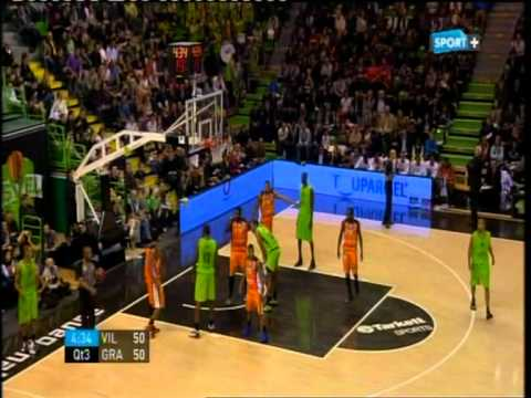 Lyon-Villeurbanne vs Gravelines-Dunkerque (LNB Pro A ● J3 ● 21/10/11)