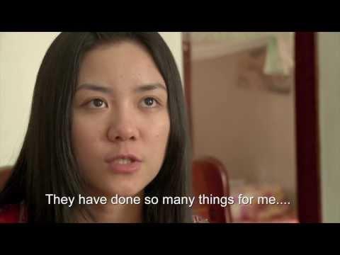 Reframing Rio+20: revisiting children in Guangzhou, China Kay-Kay's story