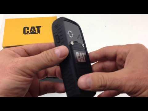 CAT B25 phone