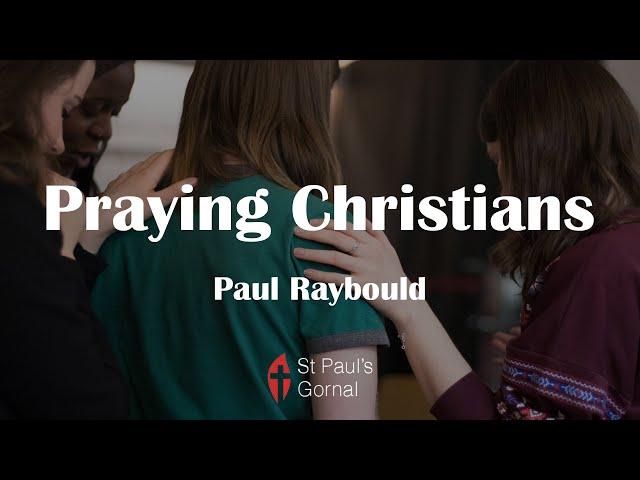 Praying Christians - Paul Raybould