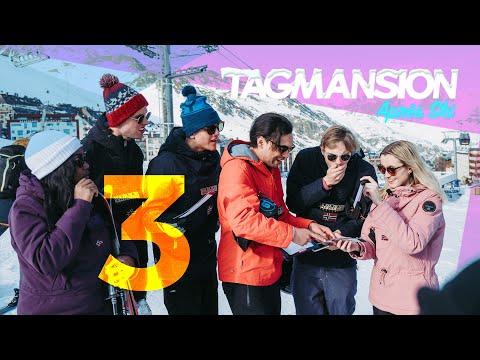 Tagmansion Après-ski (3/12): Grote Ruzie En Fails Op De Latten...