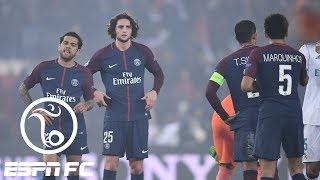 Paris Saint-Germain facing major problems after crashing out of Champions League   ESPN FC