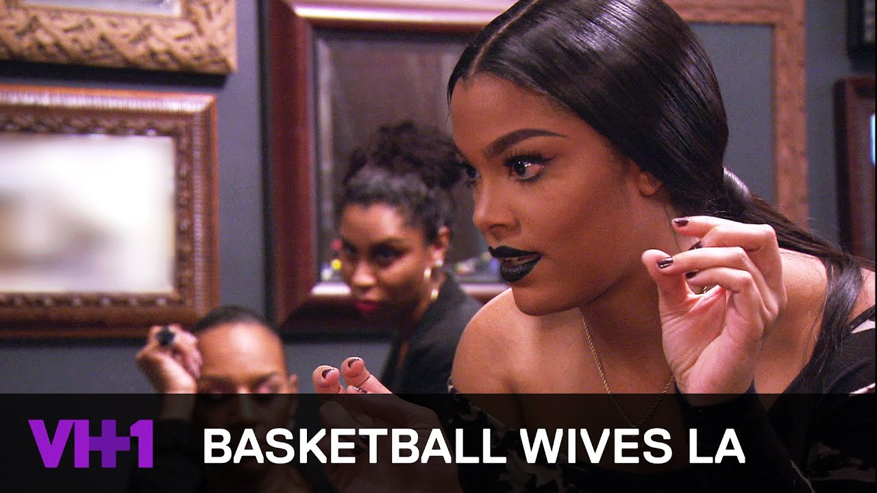 Basketball Wives La Shaunie Oneal Defends Mehgan James Vh1