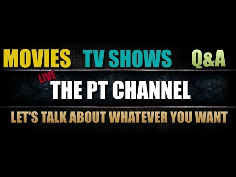 The PT Channel Live Stream 8/13/2017