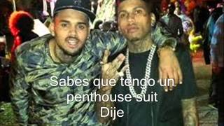 Kid Ink - Hotel ft Chris Brown Subtitulada en Español