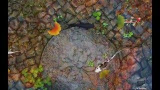 Water Garden Live Wallpaper Free screenshot 1