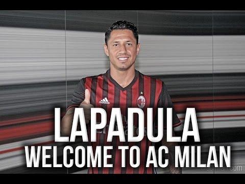 LAPADULA - Welcome to AC Milan / All Goals 2016