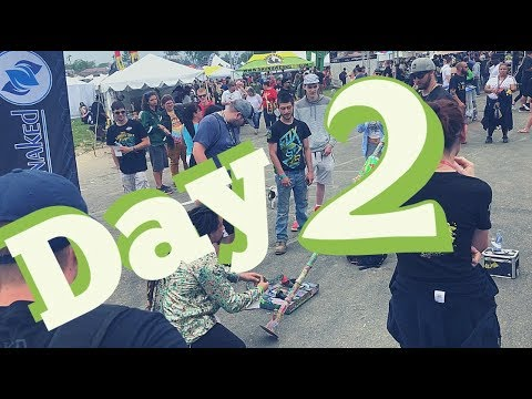 HighTimes Michigan Cannabis Cup 2019 | Day 02 | Vendor Haul + Review