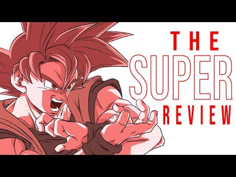 Dragon Ball: SUPER Review (Part 1) - Battle Of Gods & Resurrection F