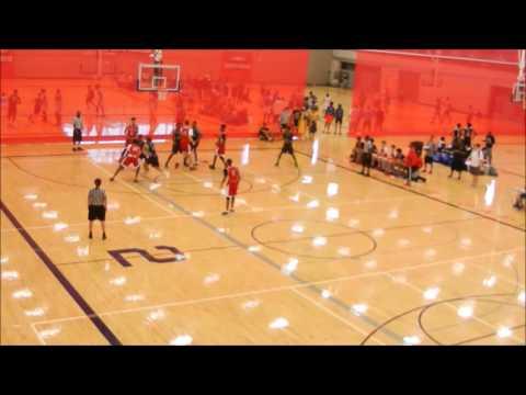 Troy Higgins Basketball Highlights