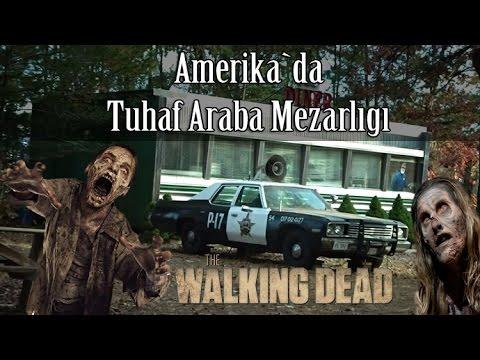 Amerikada Tuhaf Araba Mezarlığı Youtube