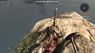 Dying Light Excalibur Epic Sword Easter Egg