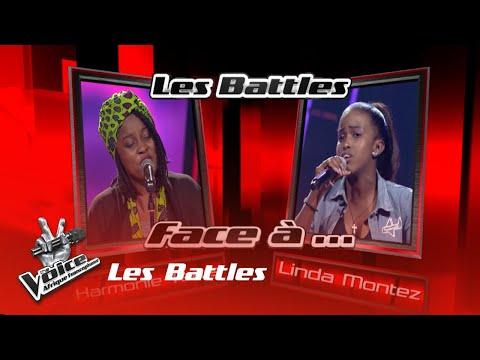 Harmonie Tears VS Linda Montez -Case | Les Battles | The Voice Afrique Francophone| Saison 3