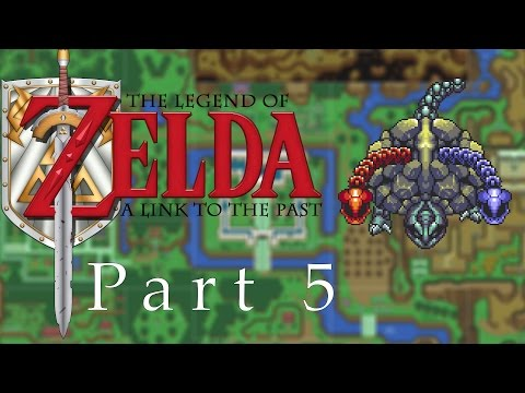 A Link to the Past | Final Two Dungeons!