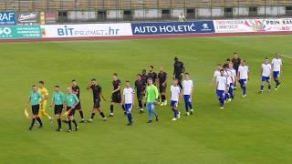 GORICA vs ZAGOREC 10:0 (pretkolo, Hrvatski nogometni kup 19/20)