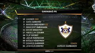 SPORTNG 2 - 0 QARABAG CMAL #SPORTNGQARABAGH