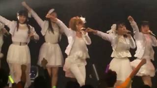 2016年12月22日 スパガデビュー6周年記念公演(夜) 日本橋三井ホール ...
