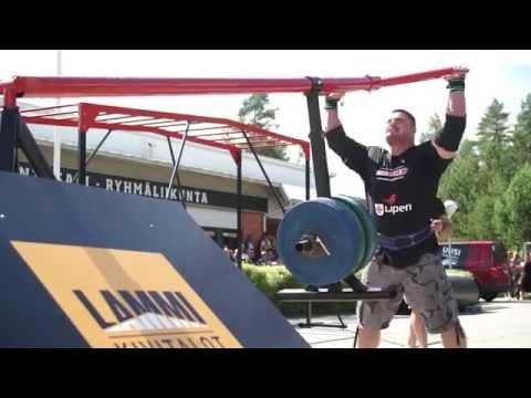 World record heaviest Viking press full version Krzysztof Radzikowski