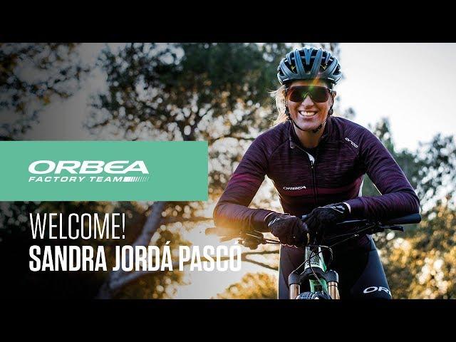 Welcome Sandra Jordá Pascó   Orbea Factory Team