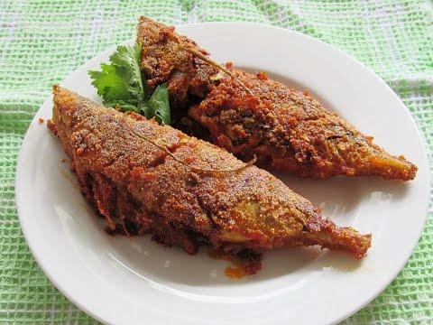 Rava Fish Fry | Mangalore Style Fish Fry | Bangade (Bangada) Fry | Nisa Homey