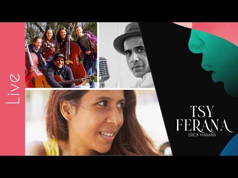 Erick Manana & Lokanga Köln Quartet - TSY FERANA (en duo avec Mino)