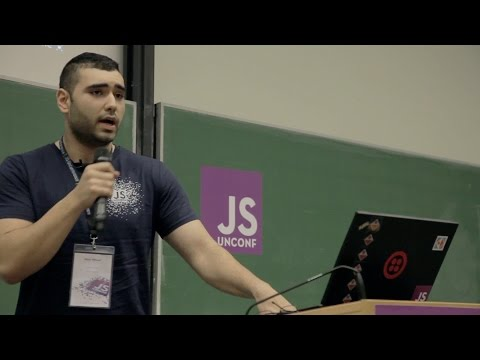 From a Destroyed City to a JavaScript Developer